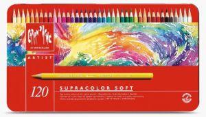 Caran d'Ache Supracolor Soft Set-120