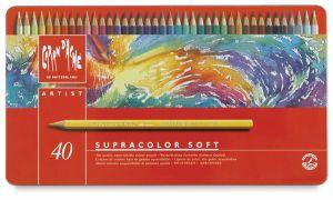 Caran d'Ache Supracolor Soft Set-40