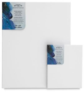 Winsor & Newton Artists' Quality Stretched Cotton Canvas