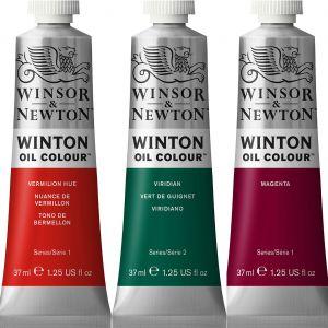 Winsor & Newton - Winton Oil Paint 37ml Tube
