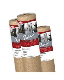 Fredrix 548 Unprimed Heavy Weight 12 oz Cotton Canvas Rolls