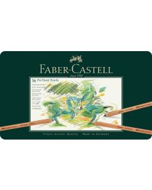 Faber-Castell Pitt Pastel Pencil, tin of 36