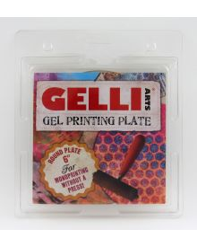Gelli Printing Plate 6 x 6 Inches