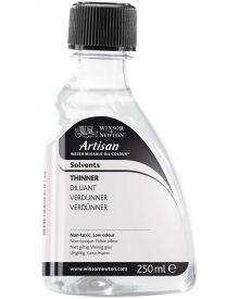 Winsor & Newton Artisan Water Mixable Thinner 250ml