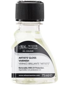 Winsor & Newton Artists' Gloss Varnish 75ml