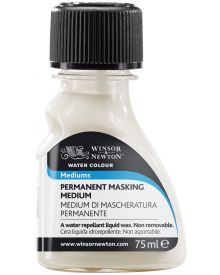 Winsor & Newton Permanent Masking Fliud 75ml