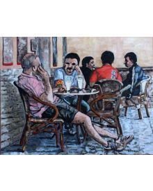 Mediterranean Sidewalk Cafe