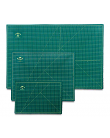 Alvin Self Healing Professional Cutting Mats - Green/Black