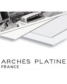 """Arches Platine Paper -  White, 22"""" x 30"""", 140lb"""