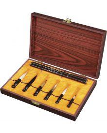 Sumi Brush Gift Set - 6 Interchangeable Brush Head