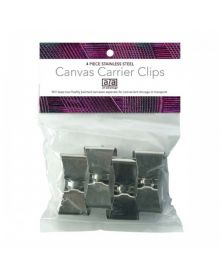 Canvas Carrier Clips