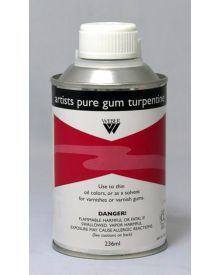 Weber Artists Pure Gum Turpentine 236ml