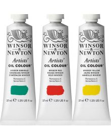 Winsor & Newton Artists' Oil Assorted Colours