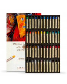 Introductory Oil Pastel Assorted Set of 48