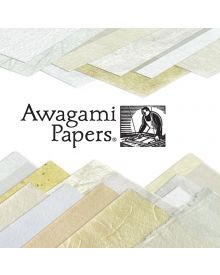 Awagami 'Fine Art Washi' Paper Collection