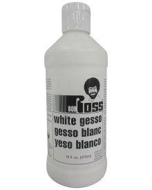 Bob Ross White Gesso - 500ml