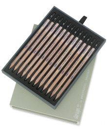 Bruynzeel Design Graphite Pencil Set of 12