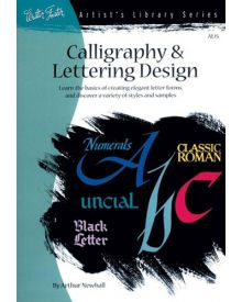 Calligraphy & Letter Design Book