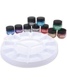 Speedball Calligraphy 10 Well Palette