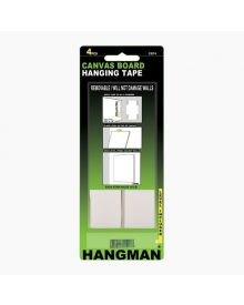 Hangman Canvas Board Hanging Tape