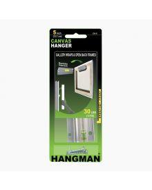 Hangman Canvas Hanger 5 Inch