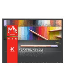 Caran d'Ache Pastel Set of 40 Pencils