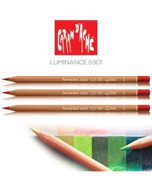 Caran d'Ache Luminance 6901 Individual Pencil Colours