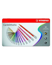CarbOthello Pastel Coloured Pencil 60-piece Sets