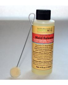 Composi-Mold-Vegetable Oil-mold-release
