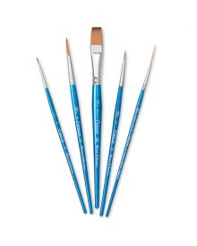 Winsor & Newton Cotman Watercolour Brush - 5pc Set