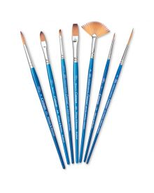 Winsor & Newton Cotman Watercolour Brush - 7pc Set