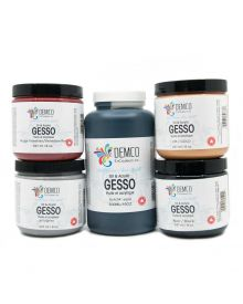 Demco Gesso Coloured Assortment