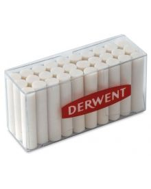 Derwent Replacement Erasers -30 pack