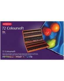 Derwent Coloursoft Pencil Set of 72