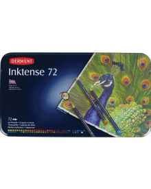 Derwent Inktense 72 Pencil Tin Set