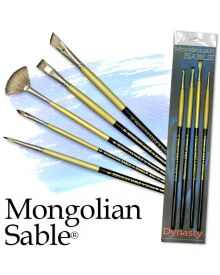 Dynasty Mongolian Sable (Long Handle)