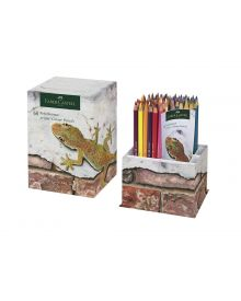 Faber-Castell Limited Edition Polychromos Colour Pencil Cup of 68 Pencils