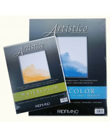 Fabriano Artistico Watercolour Small 10 Sheet Packs