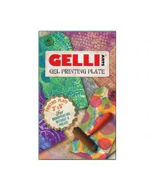 Gelli Printing Plate 3 x 5 Inches