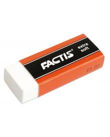 General's Pencil Factis Extra Soft White Vinyl Eraser
