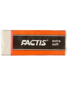General Pencil Factis Extra Soft White Vinyl Eraser