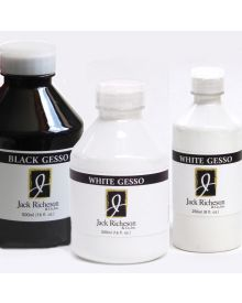 Jack Richeson Non-Toxic Water Based Acrylic Gesso