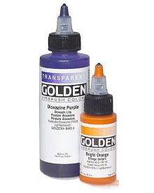 Golden Airbrush Single Acrylic Paint Colours