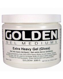 Golden Extra Heavy Gel Gloss 8oz - 237ml