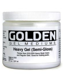 Golden Heavy Gel Semi- Gloss