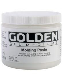 Golden Molding Paste - 8oz - 250ml