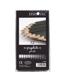 Fine Tec Graphite Pencil Set of 12