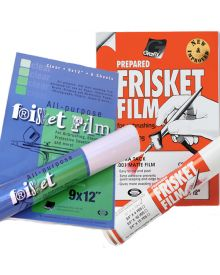 Grafix Prepared Frisket Film Pads | Rolls