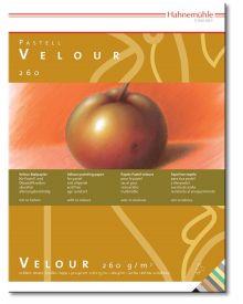 Hahnemühle Velour Pastel - Pad 12 x 16 Inches