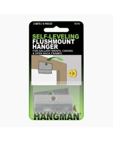 Hangman Canvas Hanger 2 Pack
